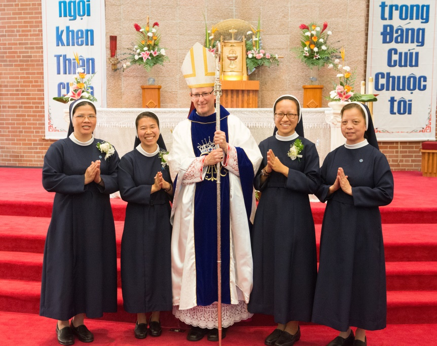 Missionary sisters of blessed virgin mary